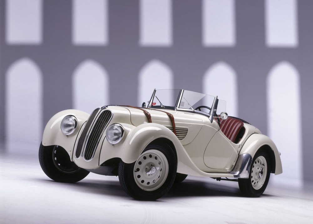 BMW 328 roadster. Foto: forocoches.com