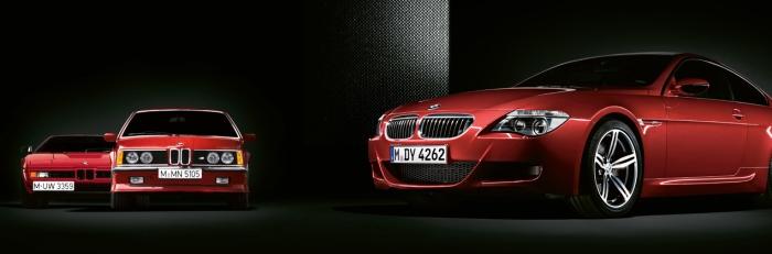 Evolución BMW. Foto: BMW