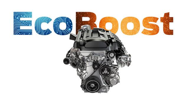 Motor EcoBoost de Ford: Foto: Ford