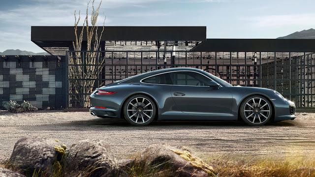 Porsche 911 Carrera S. Fuente: Porsche