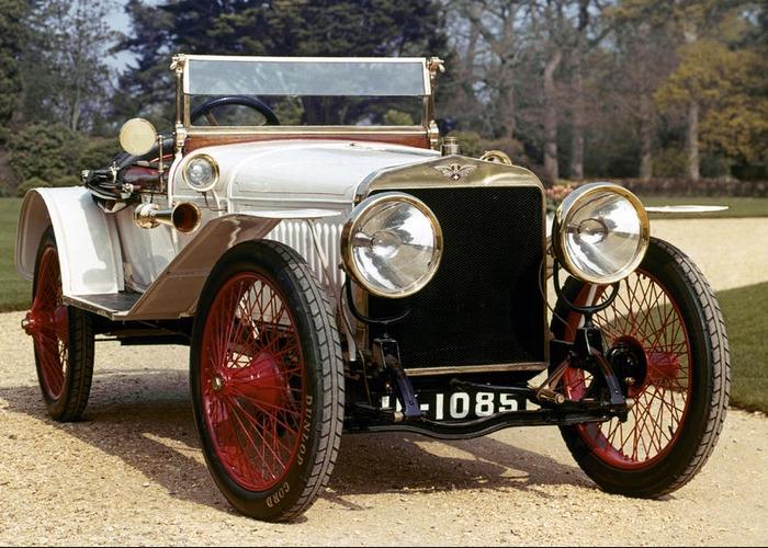 Hispano-Suiza T45 Alfonso XIII. Foto: fineartamerica.com