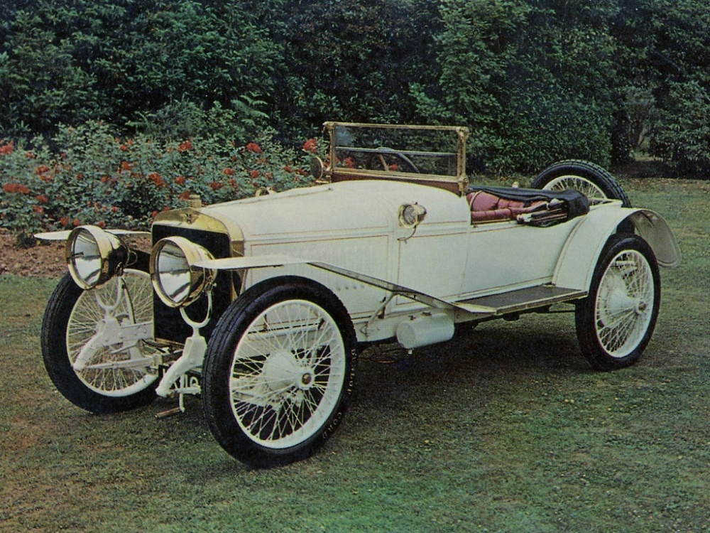 Hispano-Suiza T45 Alfonso XIII. Foto: cars-pics.com
