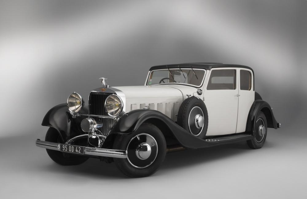 Hispano-Suiza. Foto: classicdriver.com