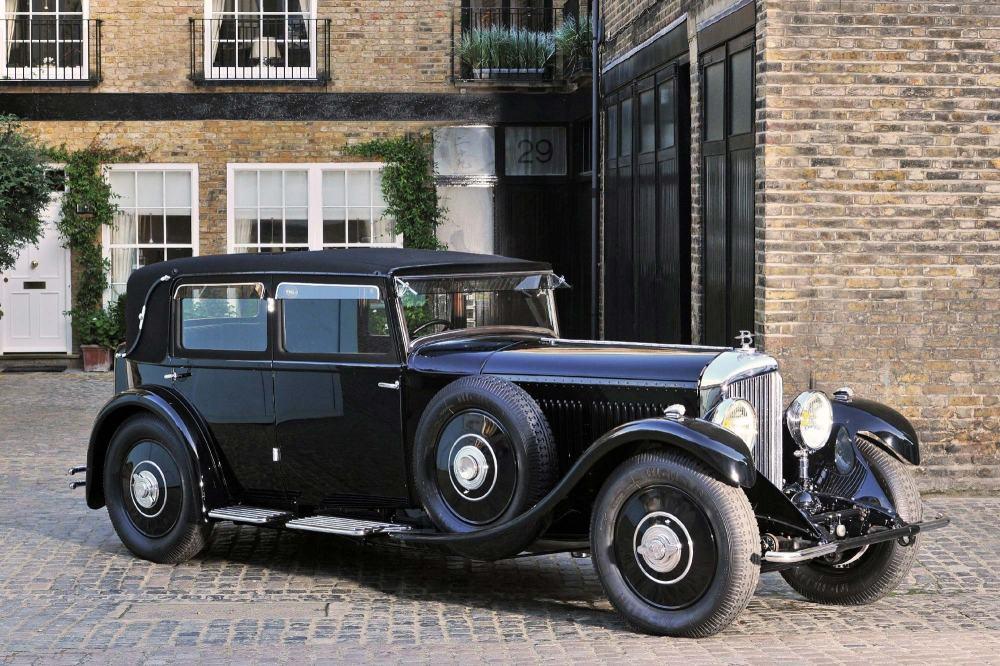 Bentley 8 Litre. Foto: only-carz.com