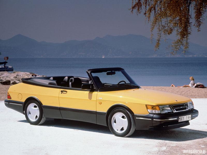 Saab Cabriolet. Foto: autoimages.org