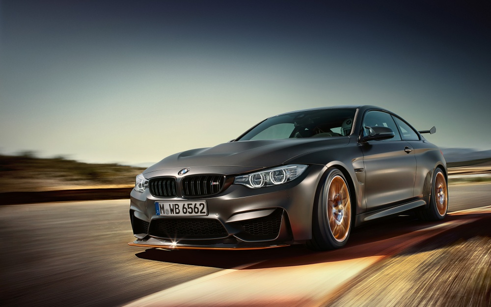 BMW M4 GTS. Foto: BMW
