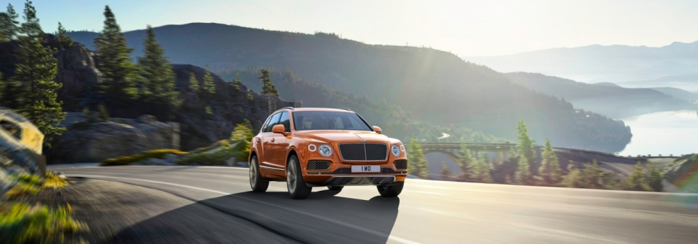 Bentley Bantayga. Foto: Bentley