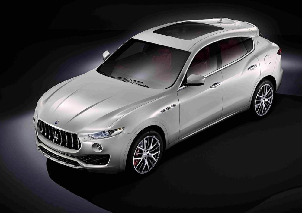 Maserati Levante. Foto: noticias.coches.com