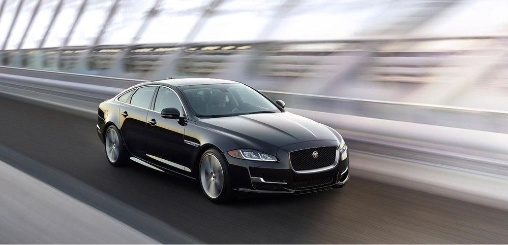 Jaguar XJ 2016. Foto: Jaguar