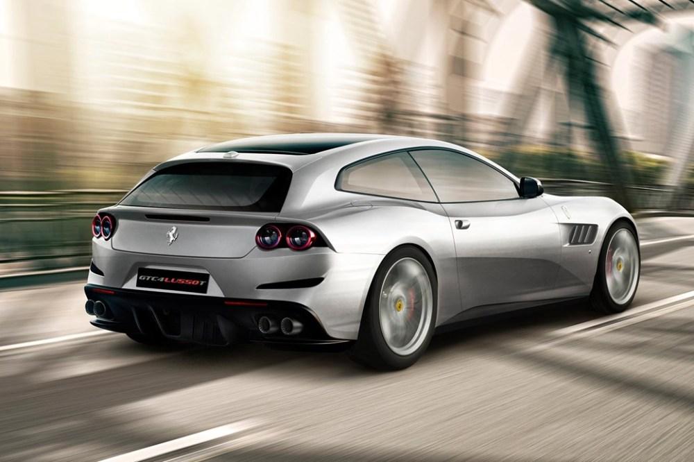Ferrari GTC4 Lusso T. Foto: Car