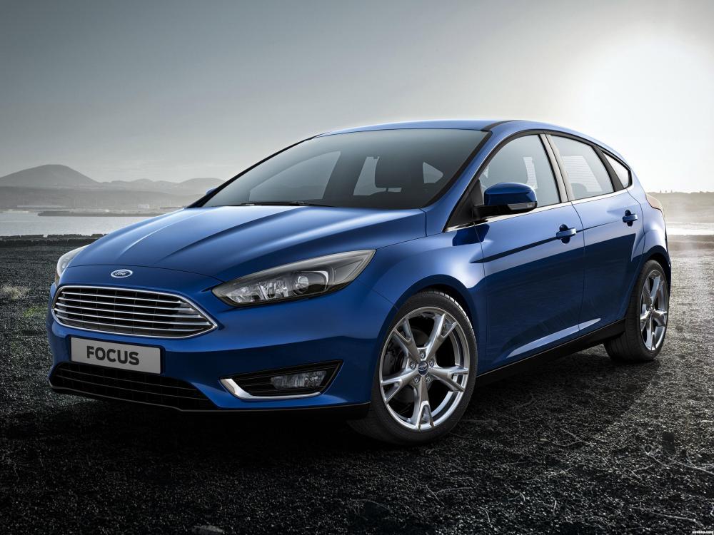 Ford Focus. Foto: noticias.coches.com