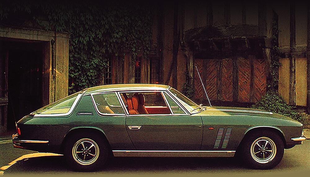 Jensen FF. Foto: motorward.com
