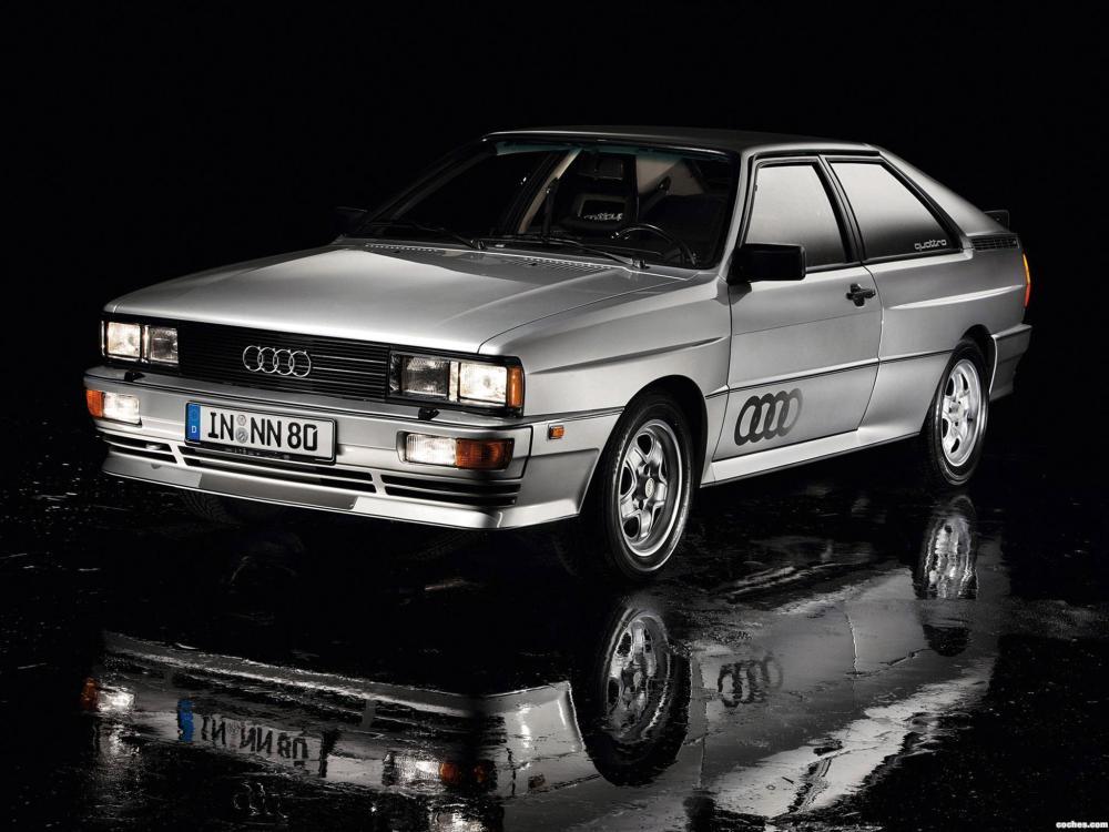 Audi Quattro. Foto: noticias.coches.com