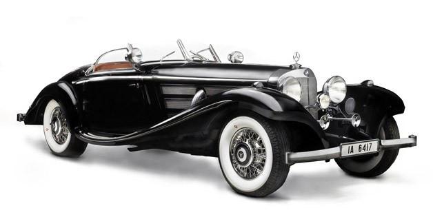 Mercedes 540k Special Roadster de 1936