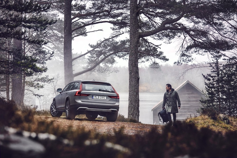 Volvo V90 Cross Country. Foto: Volvo