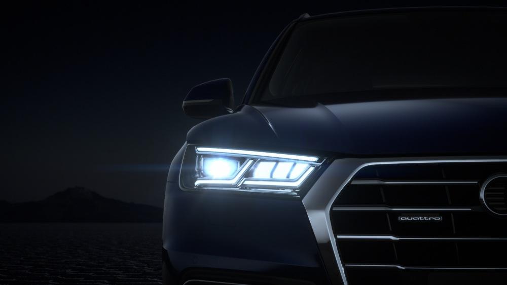 Nuevo Audi Q5. Foto: Audi