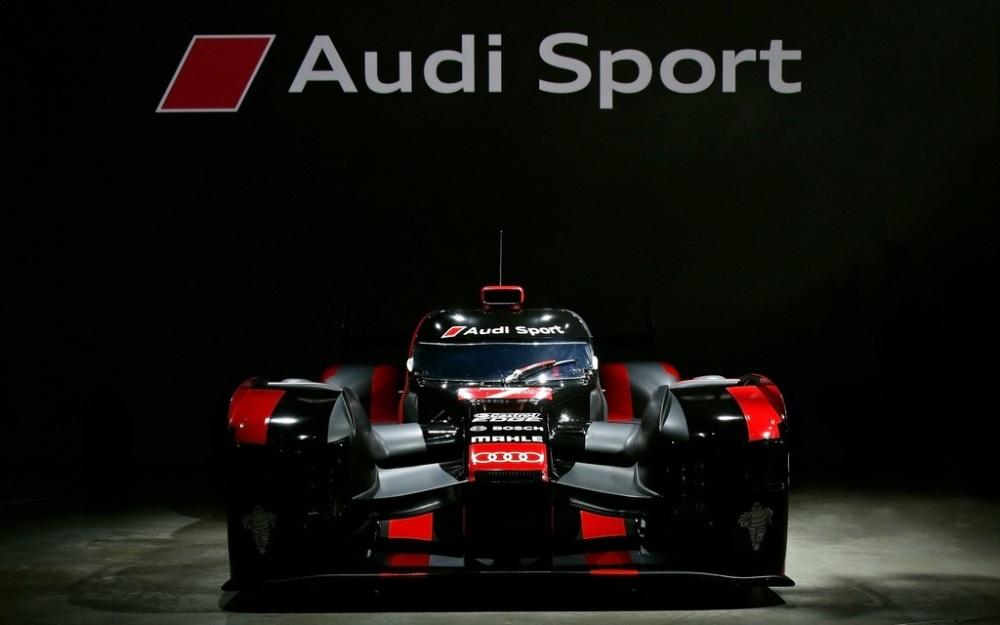 Audi R18 e-tron Quattro. Foto: Audi