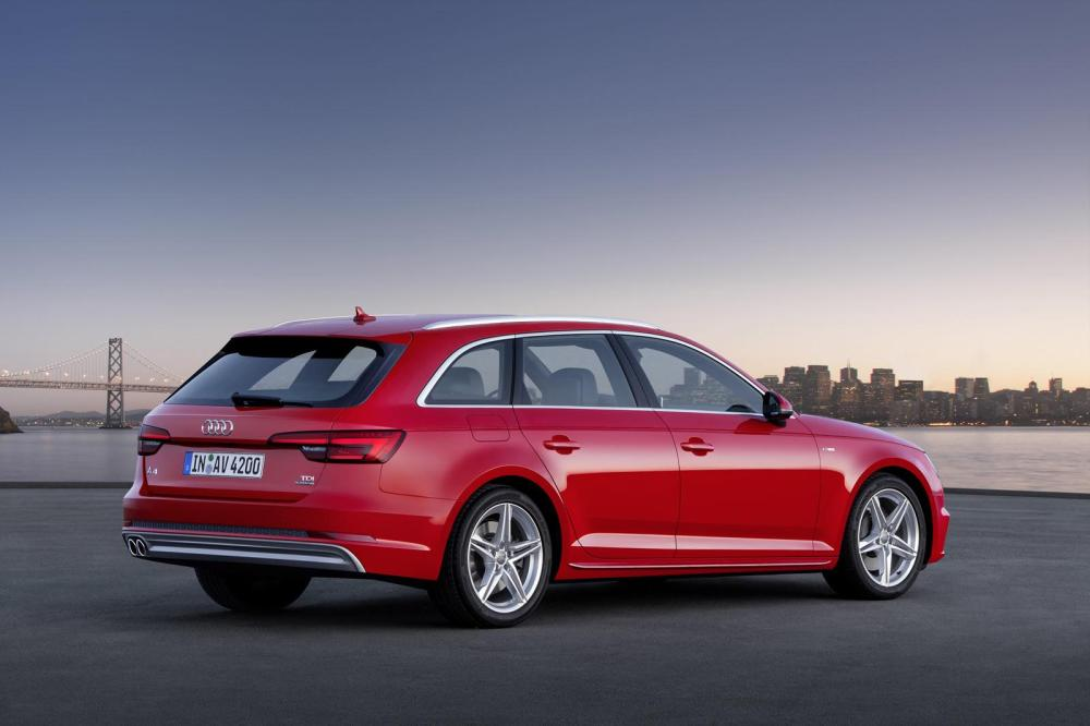 Audi A4 Avant. Foto: Audi