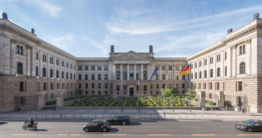 Bundesrat, el Consejo Federal alemán. Foto: Bundesrat