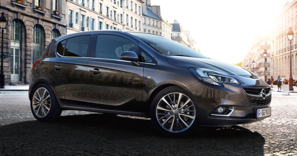 Opel Corsa. Foto: Opel