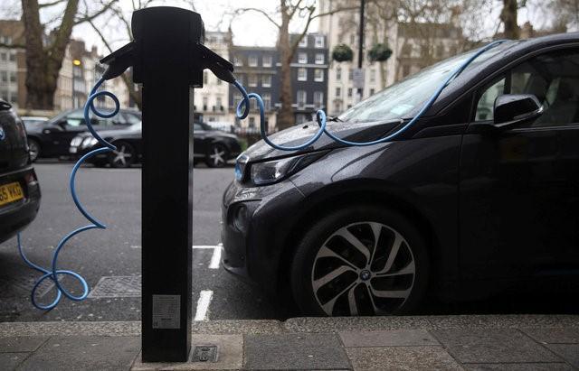 BMW i3. Foto: Reuters