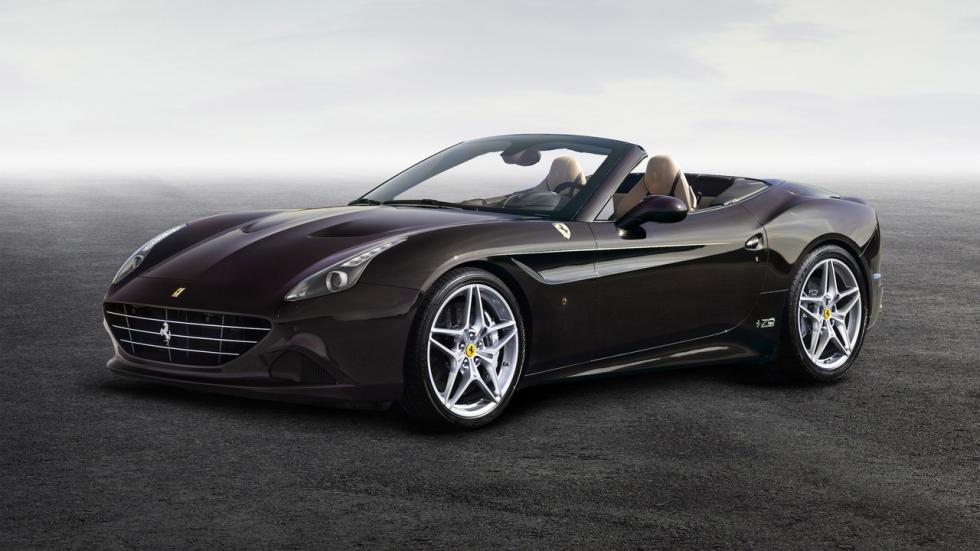 Ferrari California T Steven McQeen, inspirado en el California marrón que el actor regaló a su mujer