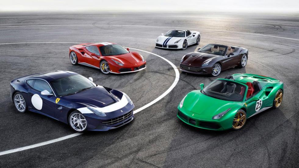 Ferrari 70 Aniversario.