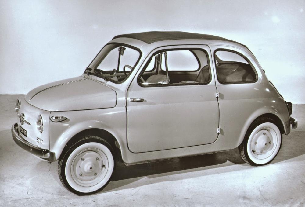 FIAT Nuova 500 de 1957