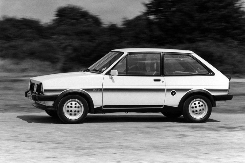 Ford Fiesta XR2. Foto: classicandperformancecar