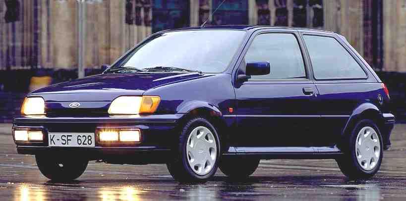 Ford Fiesta Mk III