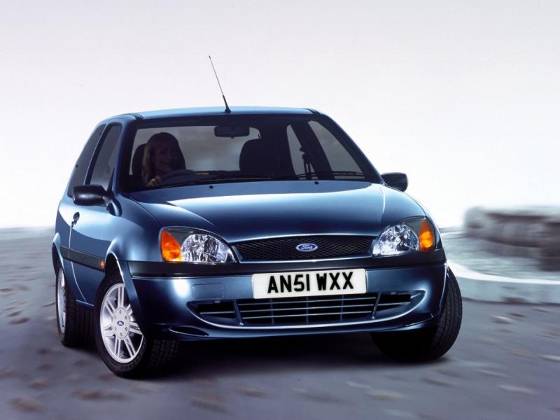 Ford Fiesta Mk IV