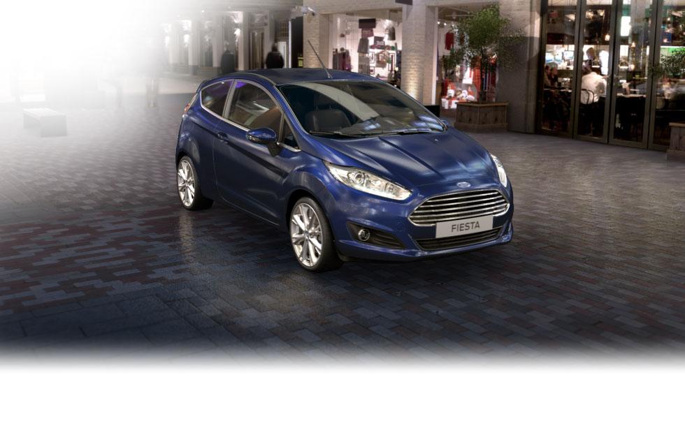 Ford Fiesta Mk VI. Foto: Ford