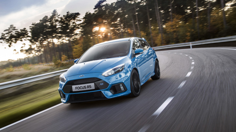 Ford Focus RS. Foto: Ford