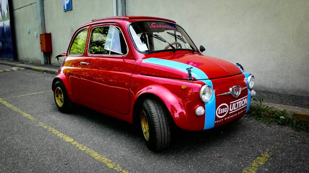 Giannini 590 GT. Foto: Giannini
