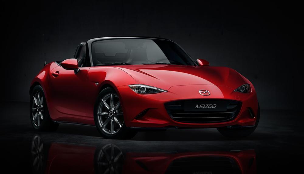 Mazda MX-5 Roadster. Foto: Mazda