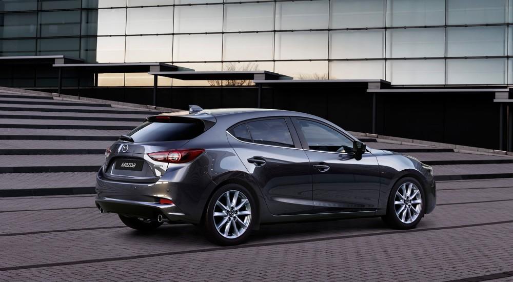 Nuevo Mazda 3 2017. Foto: Mazda