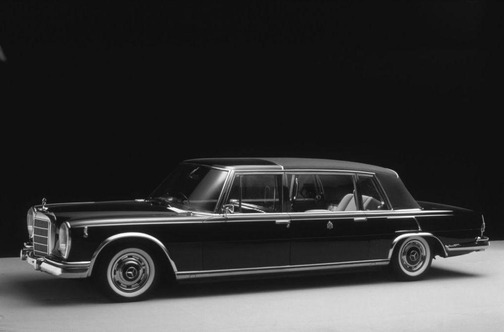 Mercedes-Benz 600 Landaulet