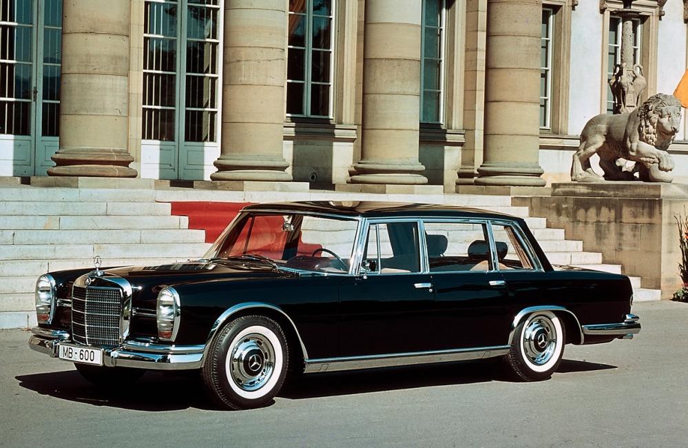 Mercedes-Benz 600 Limousine