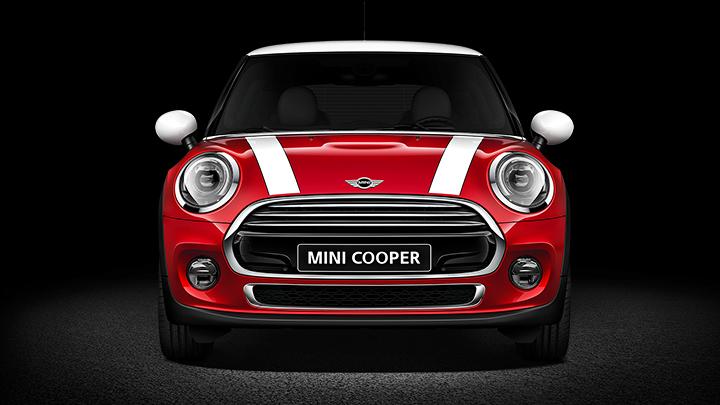 Mini Cooper. Foto: Mini