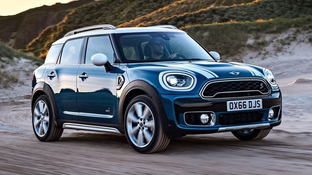 Nuevo Mini Countryman. Foto: Mini