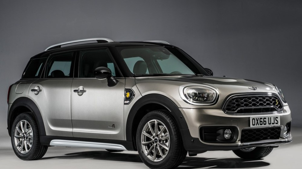 Nuevo Mini Countryman Cooper S E All4. Foto: Mini