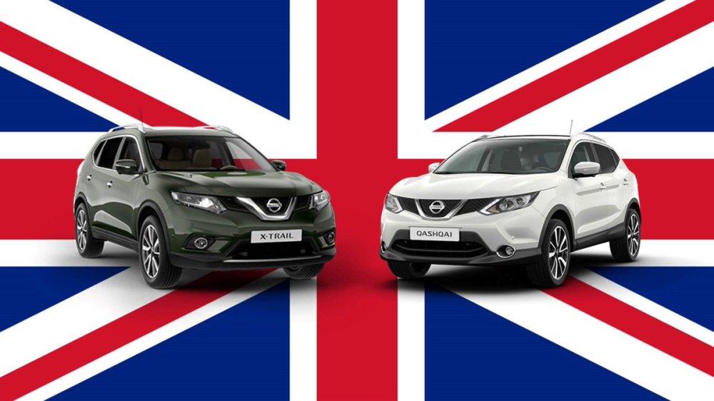 El Nissan Qashqai se fabricará en Reino Unido. Foto: Nissan