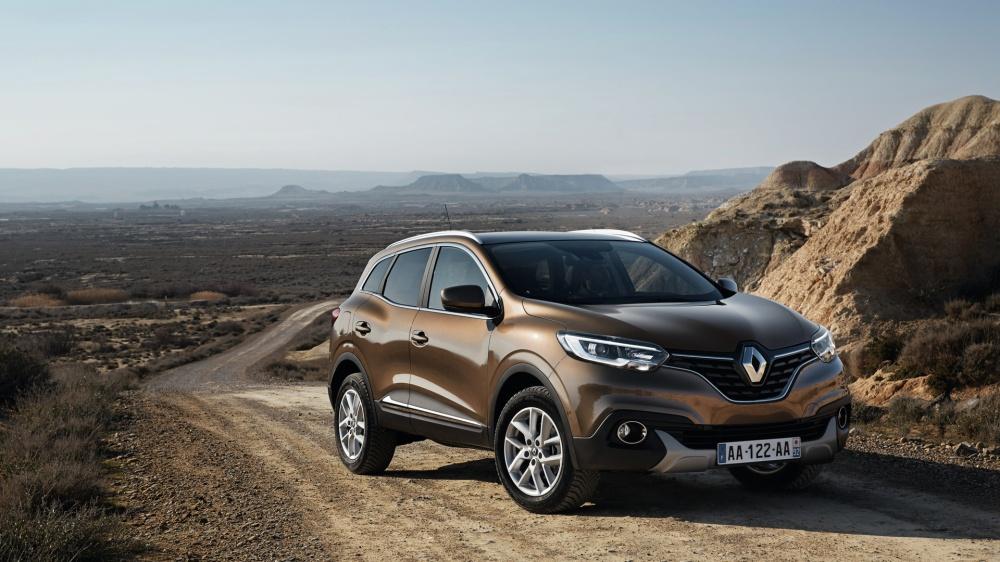 Renault Kadjar. Foto: Renault