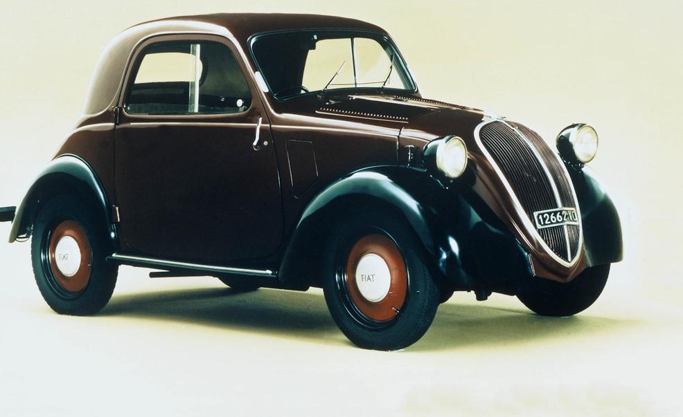 FIAT Topolino de 1936. Foto: Car
