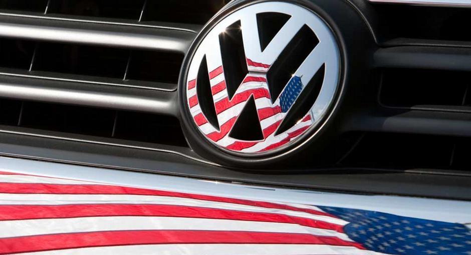 Volkswagen EE.UU. Foto: Alliace/dpa