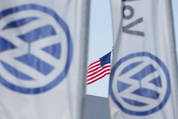 Volkswagen EE.UU. Foto: Volkswagen