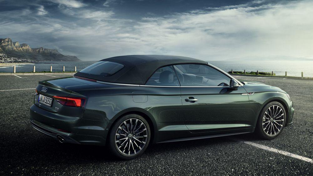 Nuevo Audi A5 Cabrio. Foto: Audi