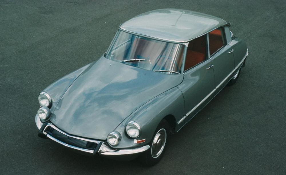 Citroën DS 19