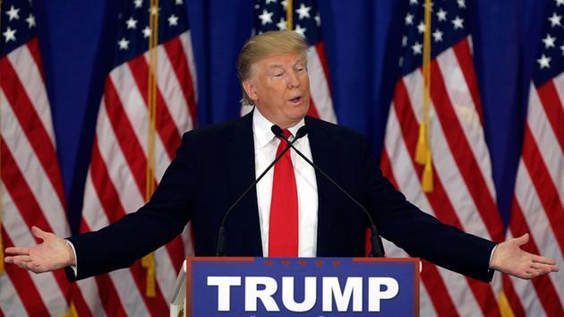 Donald Trump, nuevo Presidente de los Estados Unidos. Foto: Lynne Sladky/AP Photo