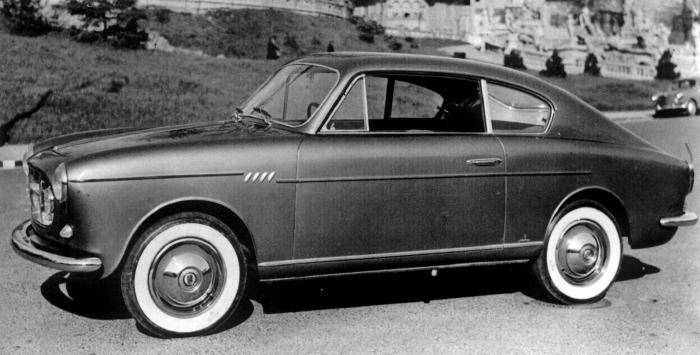 FIAT 1.100 Vignale
